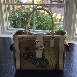 Authentic Coach Handbag/Tore